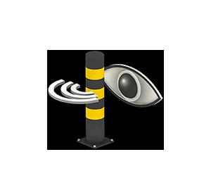 Les avantages des barrières amortissantes - Visibilité optimale - Barriere-flexible.fr